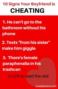 Cheating On Boyfriend On Phone