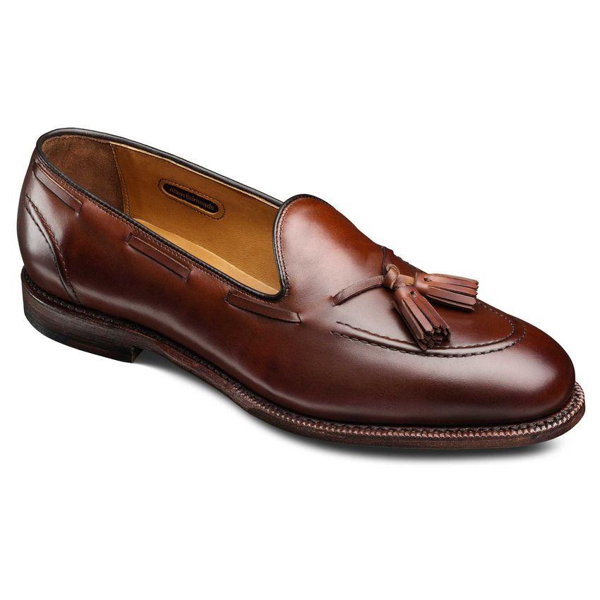 260b6c94115 Acheson tassel Dress Loafers by Allen Edmonds