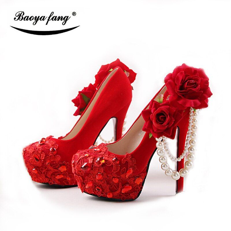 Cheap Shoes Red Sole Buy Quality Heel Platform Shoes Directly From China Women Wedding Shoes Sup Womens Wedding Shoes Red Wedding Shoes Wedding Shoes Low Heel