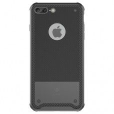بسوس كفر حماية ايفون7 بلس بلاستيك ضد الصدمات اسود Iphone Electronic Products Phone
