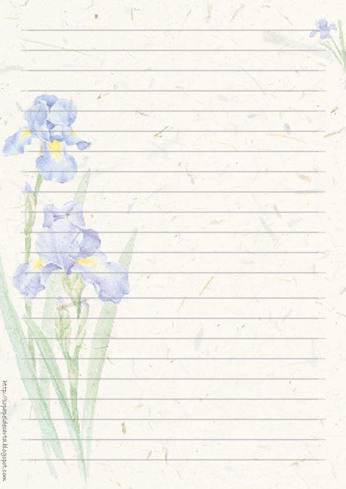 flores-71.jpg (680×960) | letters | Pinterest | Briefpapier ...