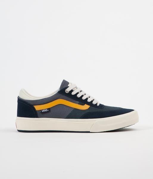 Vans Gilbert Crockett 2 Pro Shoes Antique Navy | Vans