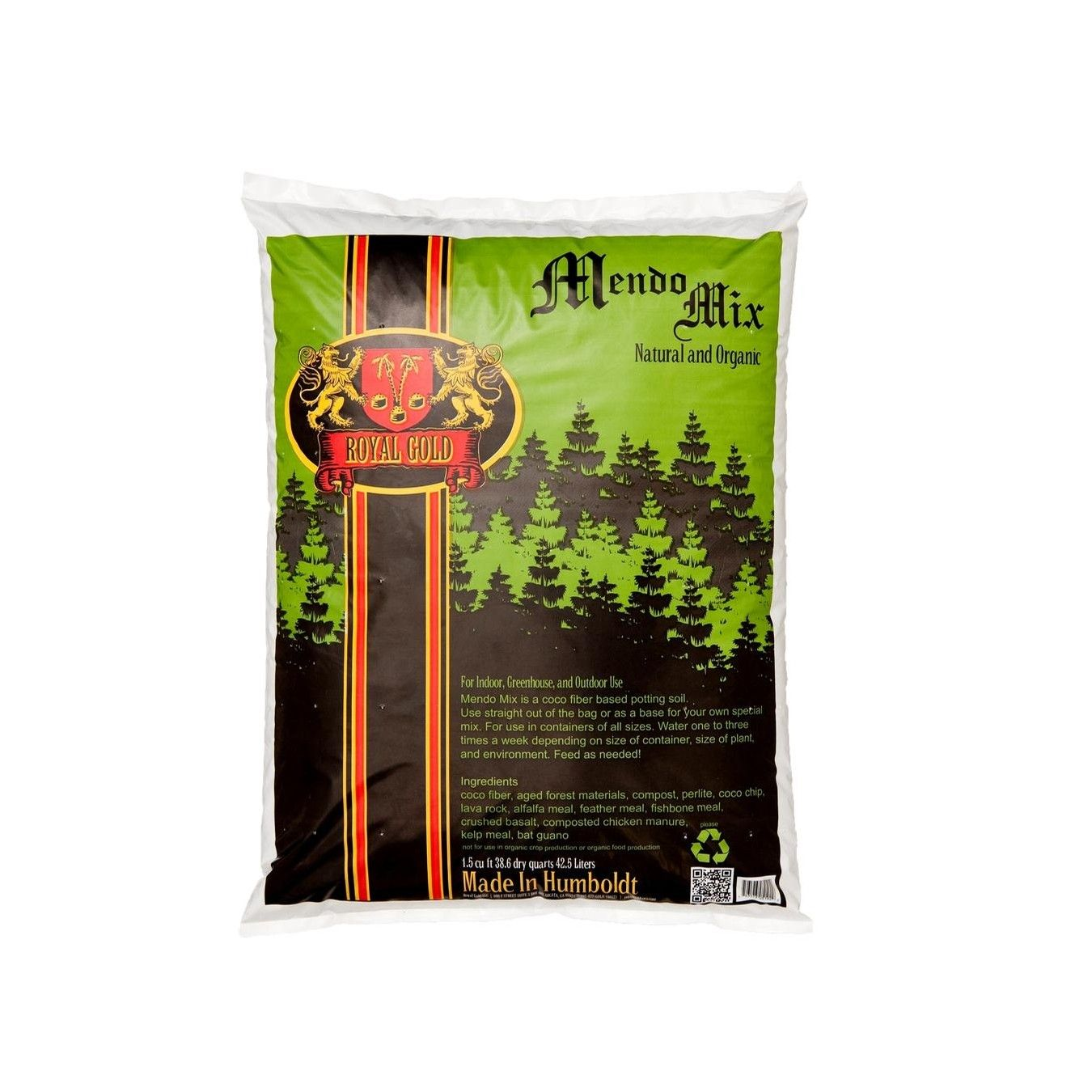 Royal Gold Soils for indoor and hydroponic gardening