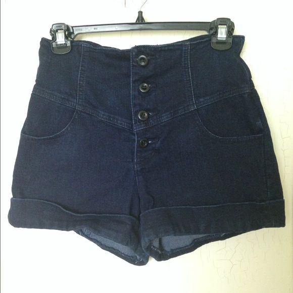 2d9cc7d7c 💥SOLD ON VINTED💥Cute high waisted shorts
