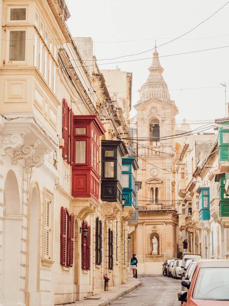 Malta Travel Guide Wunderschöne Must Sees und Instagram