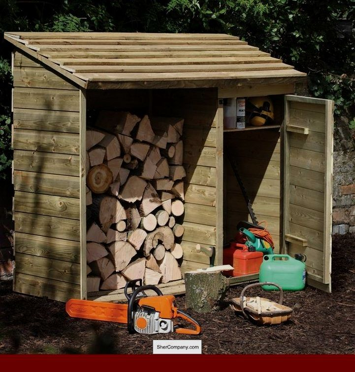 9 X 12 Garden Shed Plans and