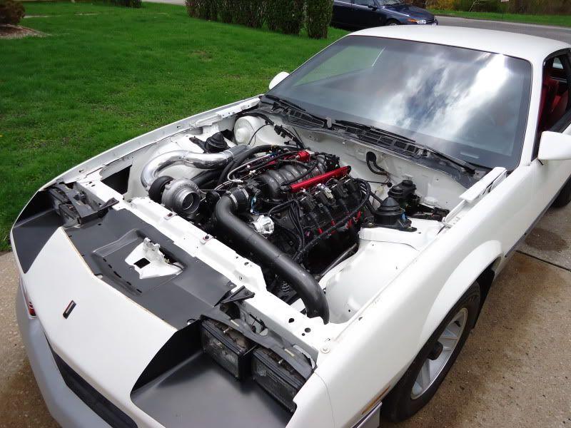 85 Z28 Turbo Ls1 T56 Build Camaro Iroc Turbo Camaro