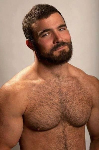 Hairy jack off