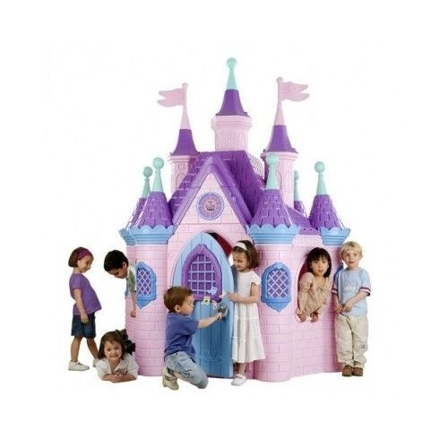 Kids Playhouse Castle Princess Play Palace 8 Tall 9