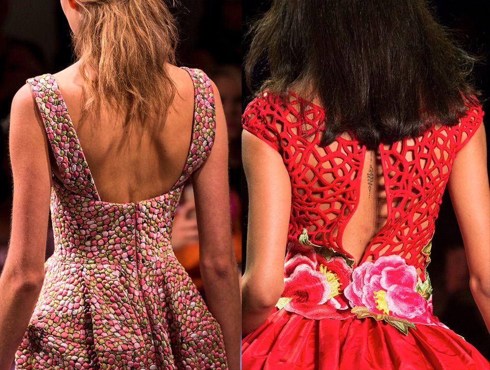Modische Kleider Frühling-Sommer 2017 für Mädchen und Frauen | Mode