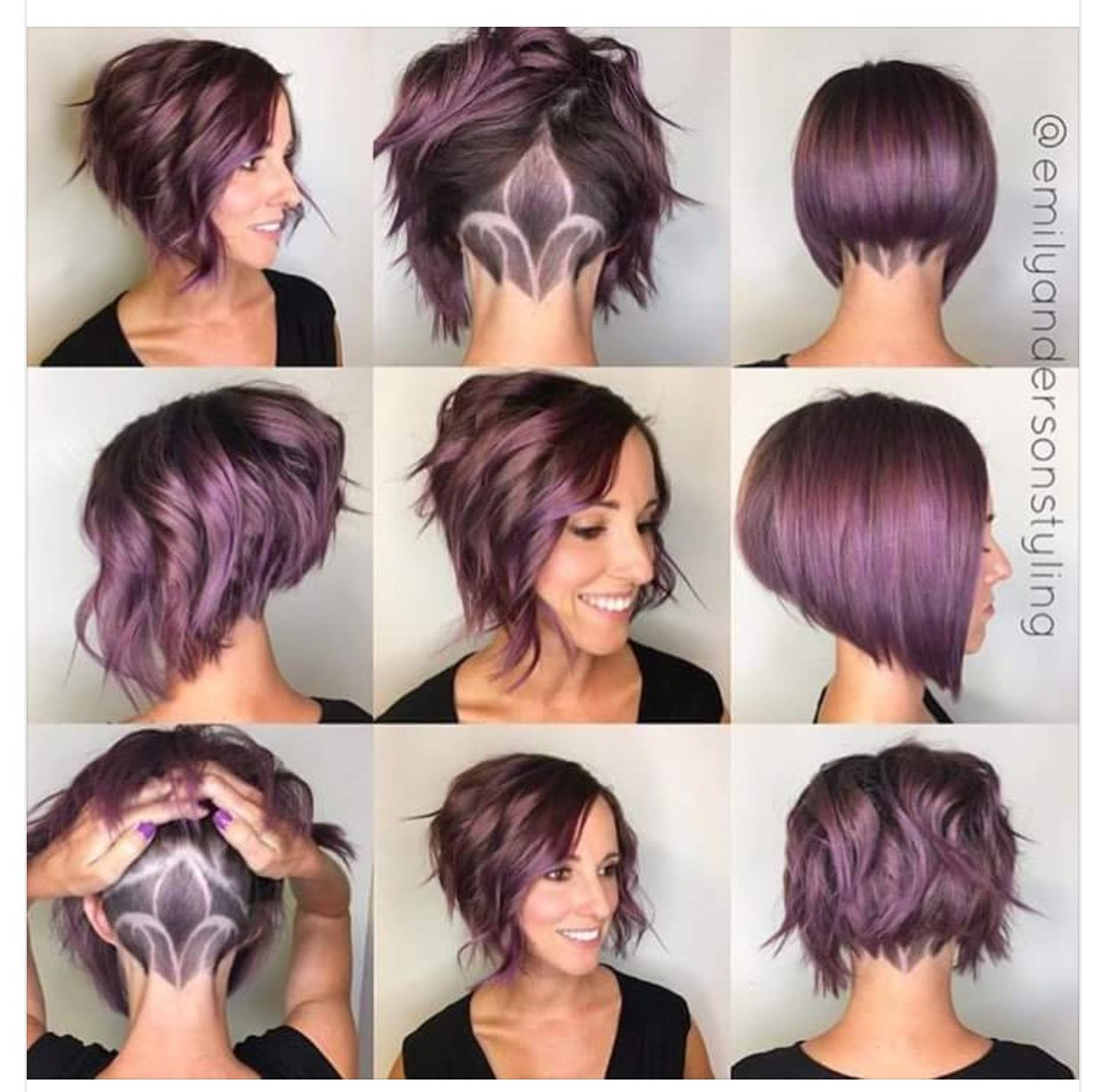 Pin by jamie rayburn on hair pinterest hair style hair cuts and
