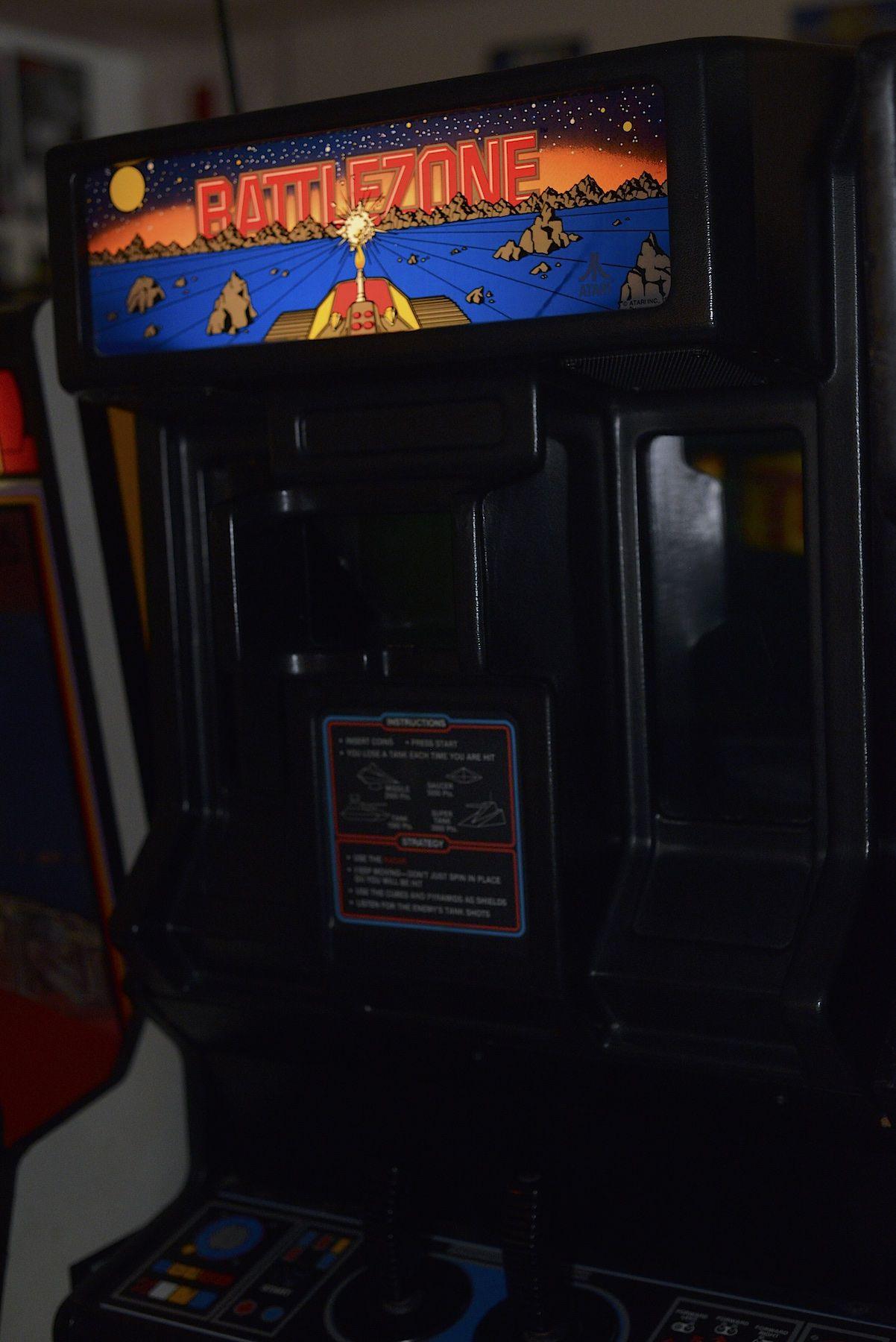 Some of the many views of Pinball PA! Pinball, Arcade