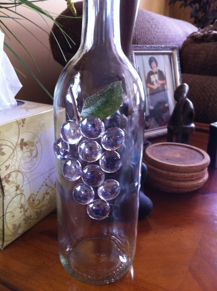 Decorative Bottles With Corks Simple Decorating Wine Bottles  Decorating Wine Bottles Can Use Alone Inspiration Design