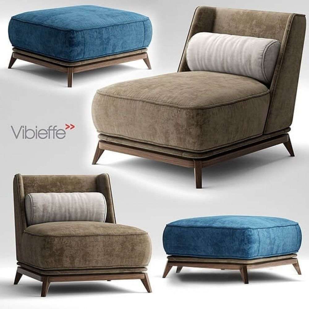 Vibieffe Opera Armchair 3d Model For Download Cgsouq Com Furniture Couch Furniture Furniture Chair