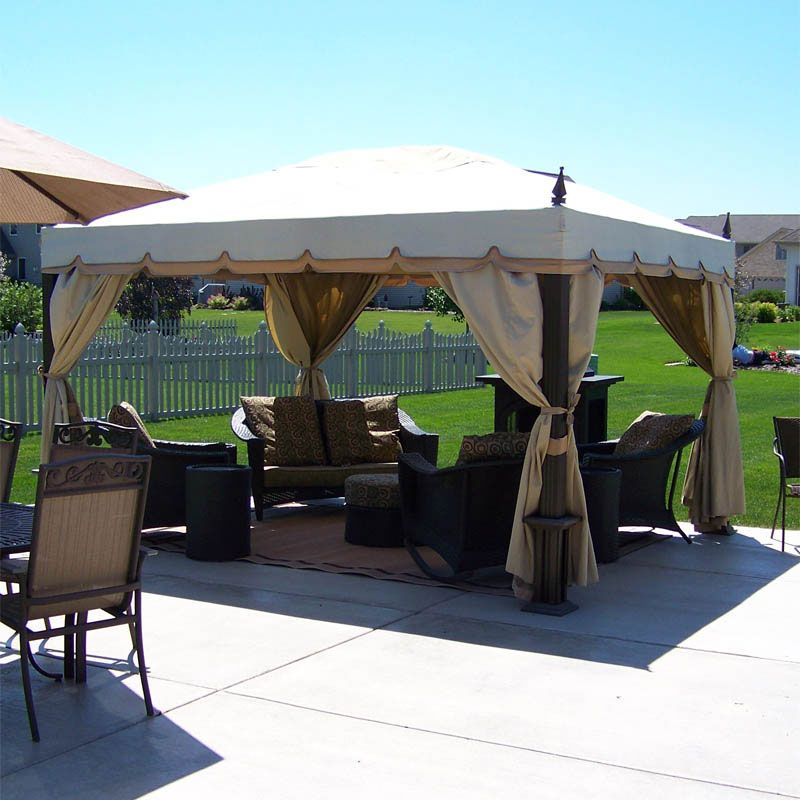 Pin By Janet P On Gazebo Roof Replacement Canopy Outdoor Canopy Design Patio Canopy