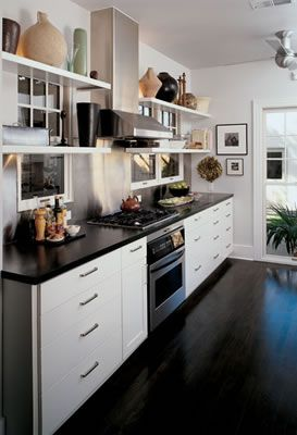 black hardwood floors only not so shiny