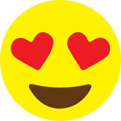 heart eye emoji | Eyes emoji, Emoji svg, Emoji love