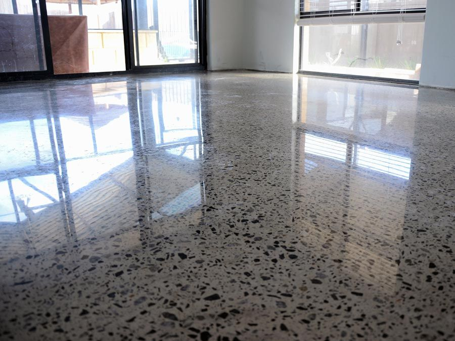 Perth Polished Concrete Polished concrete, Concrete