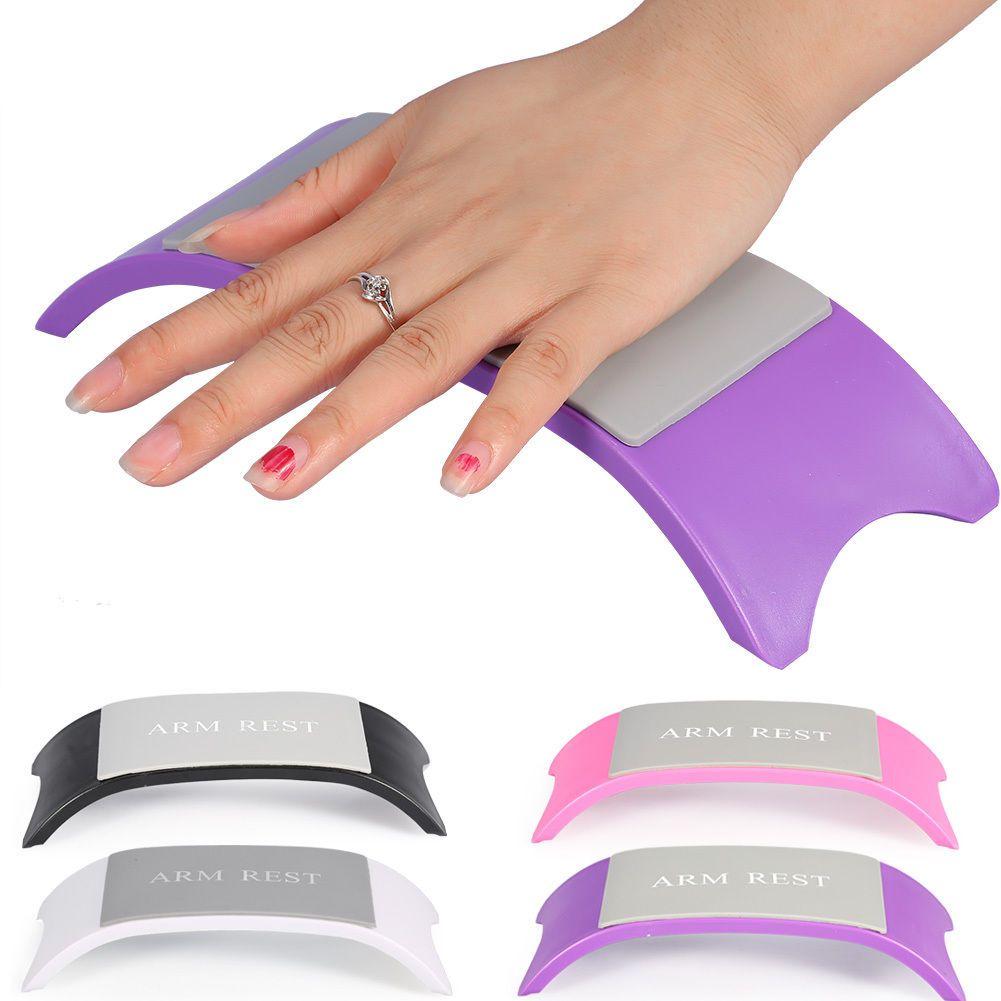 Nail Art Cushion Pillow Salon Hand Soft Holder Manicure Arm Rest Washable Tools Hand Pillow Manicure Colors Manicure Table