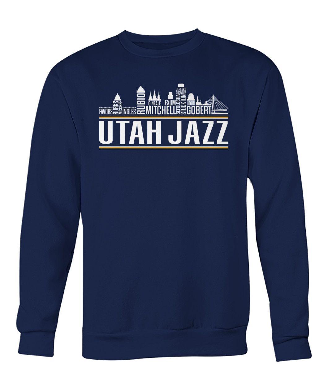 c7ebd044058 Product Front View Utah Jazz