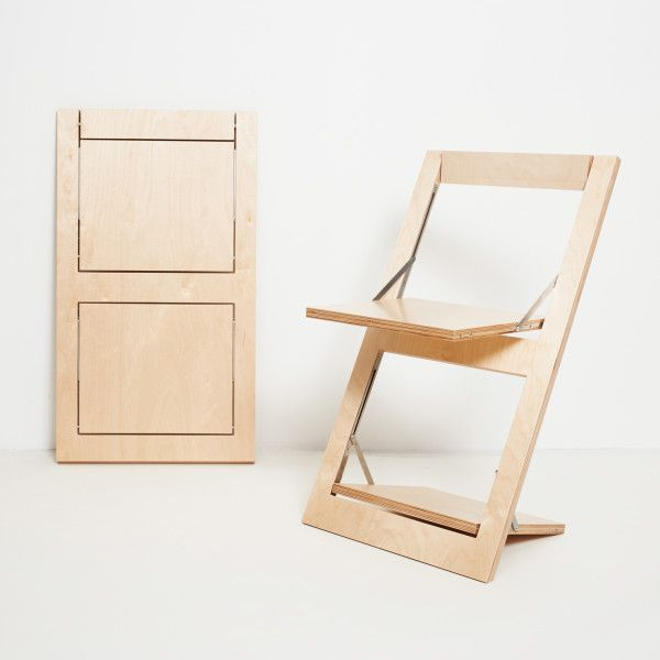 Klappstuhl design  Bedruckbarer Design Klappstuhl Fläpps | Cad | Pinterest | Birch ...