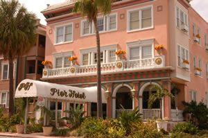 The Pier Hotel - St. Petersburg, Florida
