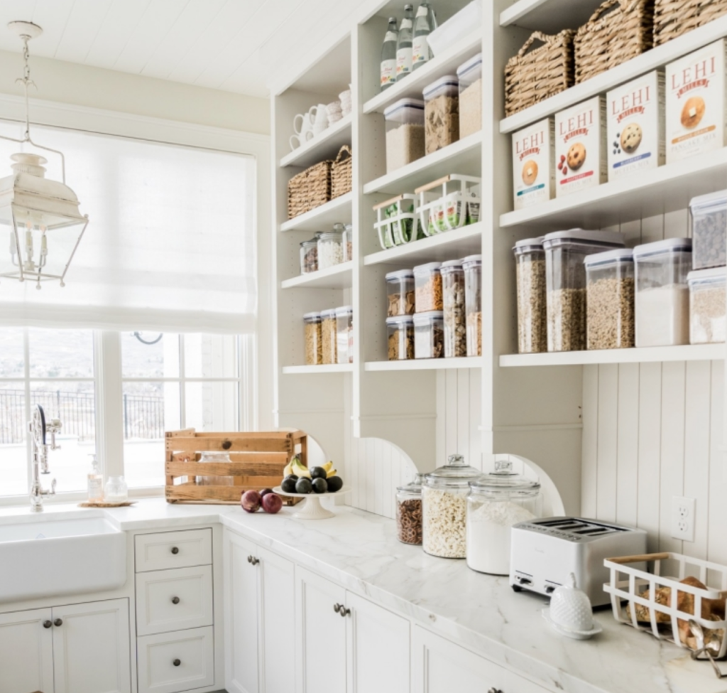 The 15 Most Inspiring Pantry Designs On Pinterest Sanctuary Home