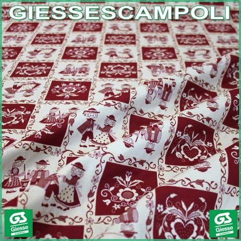 Vendita di tessuti online e macchine per cucire giesse for Vendita tessuti arredamento on line