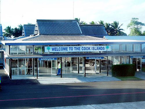 Rarotonga Cook Islands Airport - Bing Images