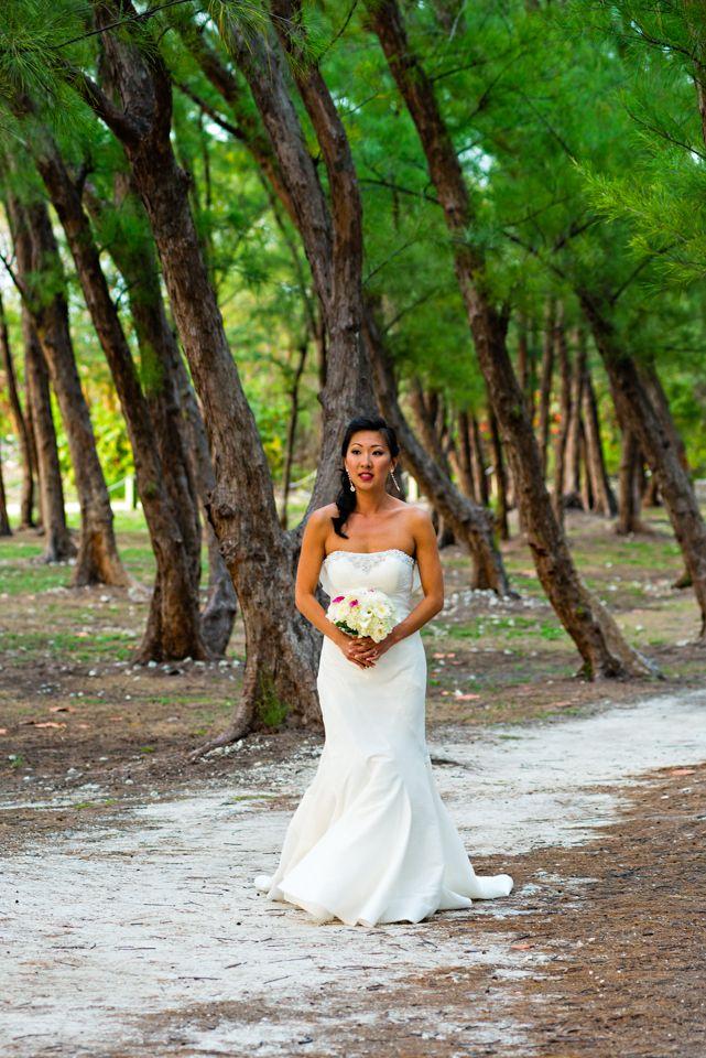 Walking to her ceremony JHunter Photo Wedding dresses