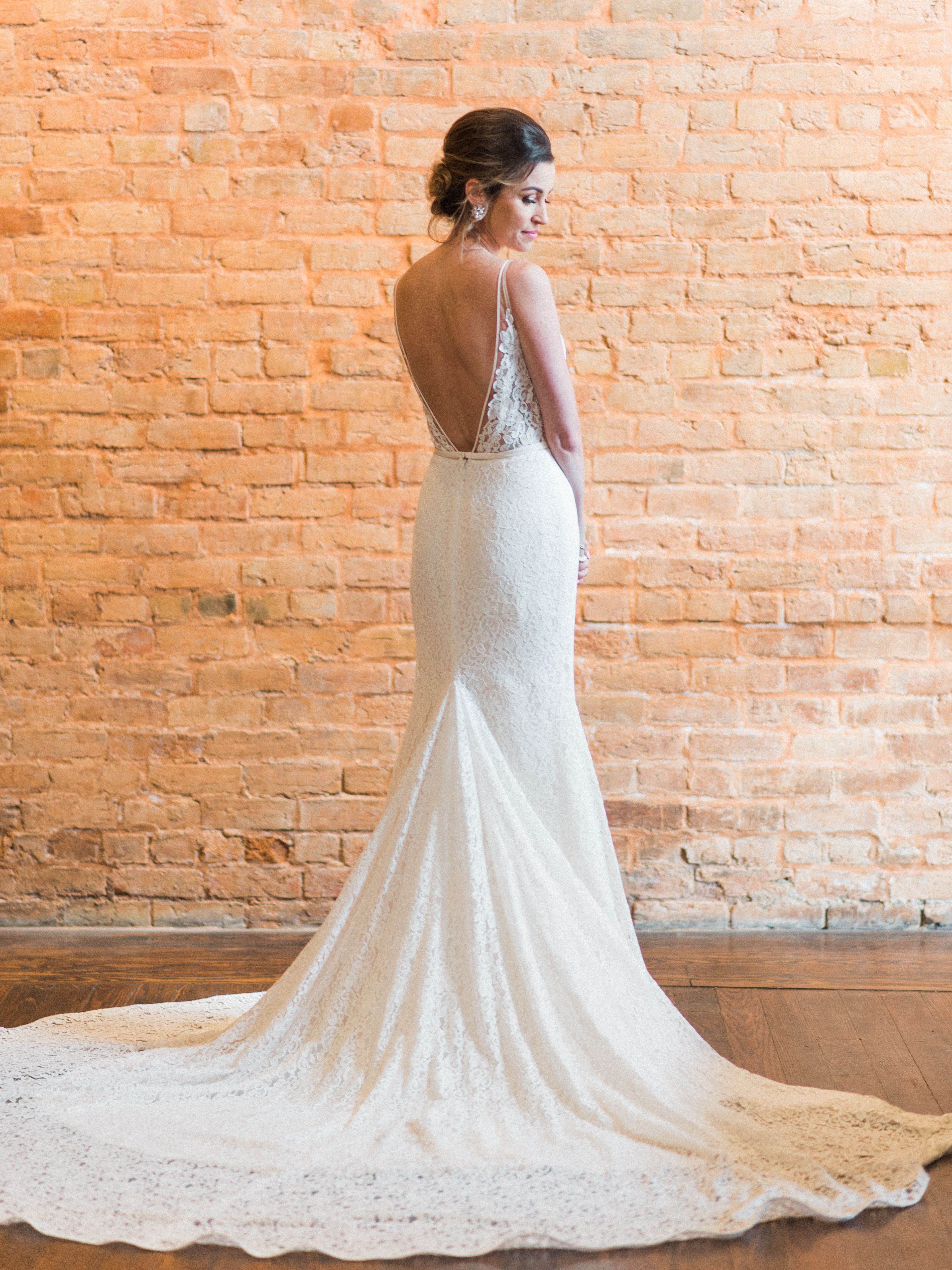 Hair Up Or Down With Backless Dress Low Back Dresses Wedding Hairstyles Backless Wedding