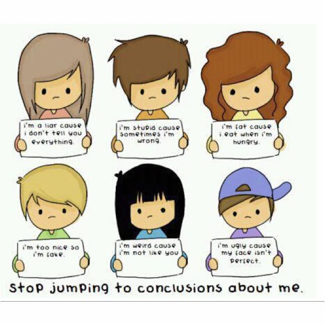 Jumping To Conclusions Quotes: Hate People Who Jump To Conclusions
