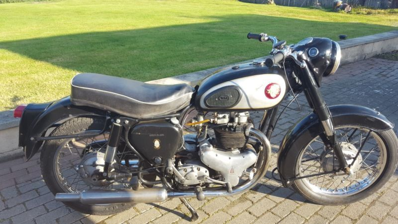 BSA A7 1956, 500cc Twin | Custom Motorcycles For Sale In