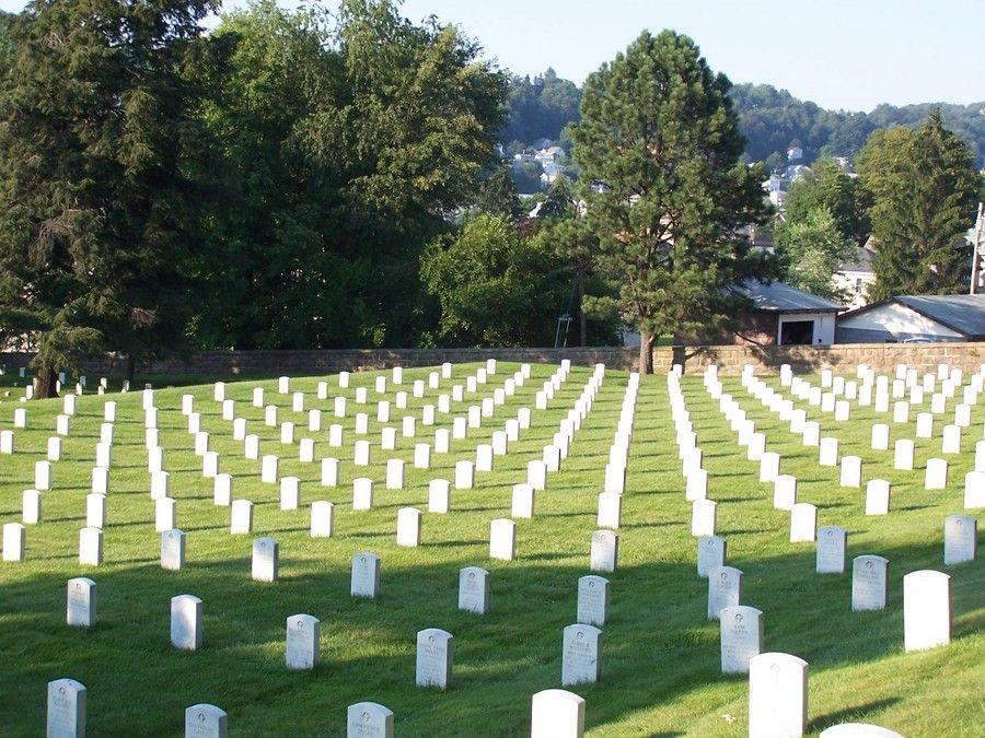 Http Pics4 City Data Com Cpicc Cfiles18662 Jpg Grafton West Virginia National Cemetery