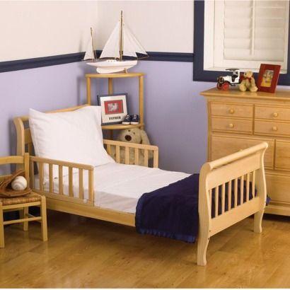 NoJo 3-pc. Toddler Sheet Set - White