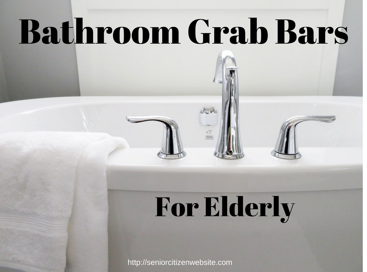 Seniors have a larger risk of falling getting in and out the bathtub