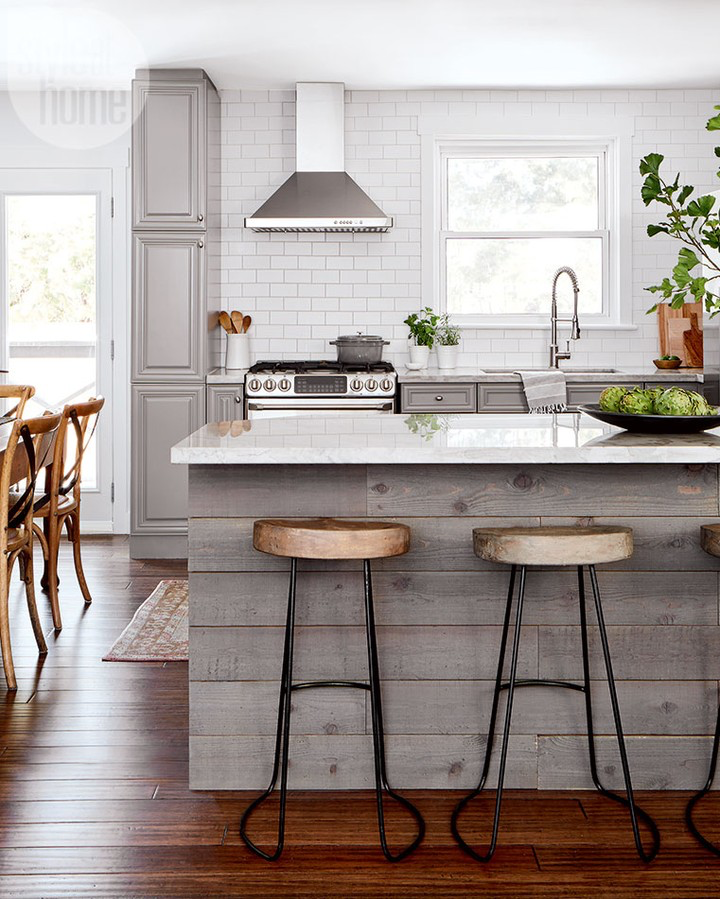 """The Easiest Way To Renovate Your Kitchen: Style At Home On Instagram: """"What's The Best Way To"""