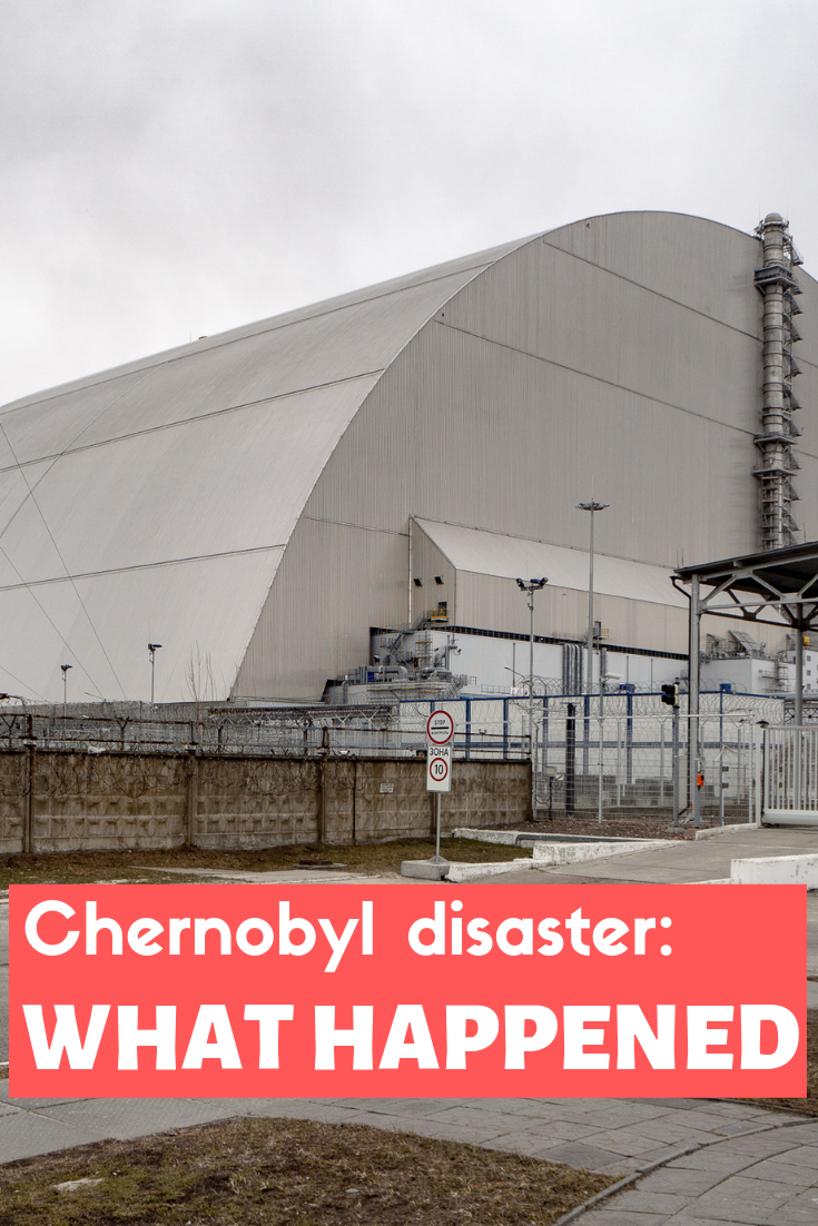 The Chernobyl Disaster: What Happened | CHERNOBYL