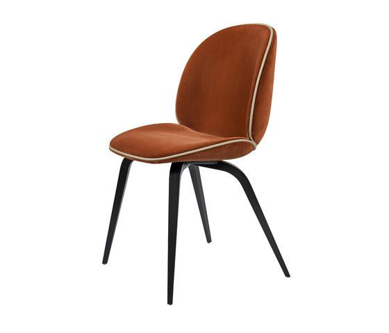 Beetle Dining Chair Gubi Beetle Chair Fully Upholstered Dining Chair Dining Chairs