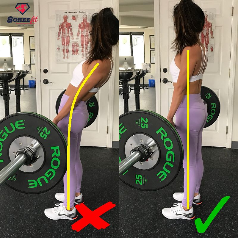 4 deadlift variations to achieve a banging body deadlift