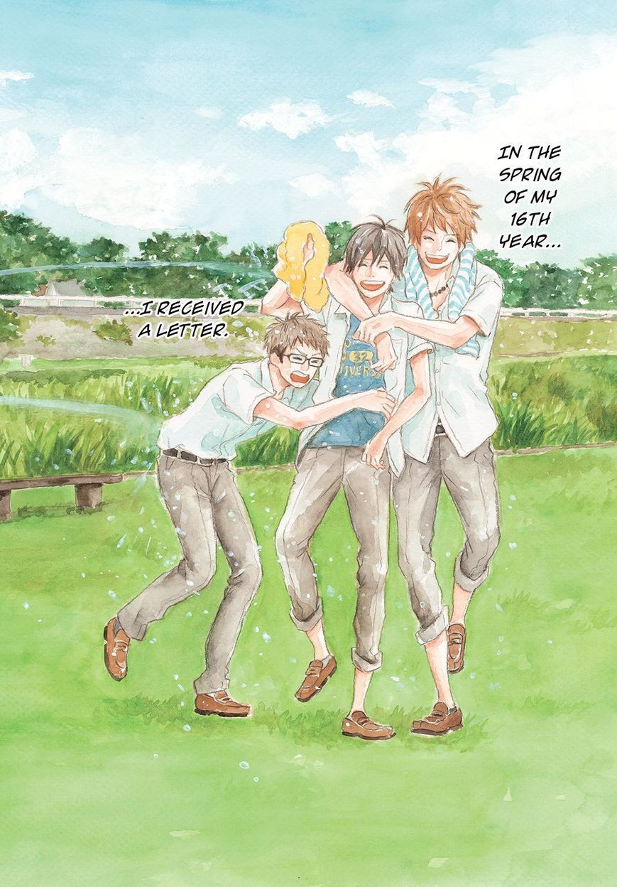 Read manga Orange Orange (TAKANO Ichigo) 022 online in