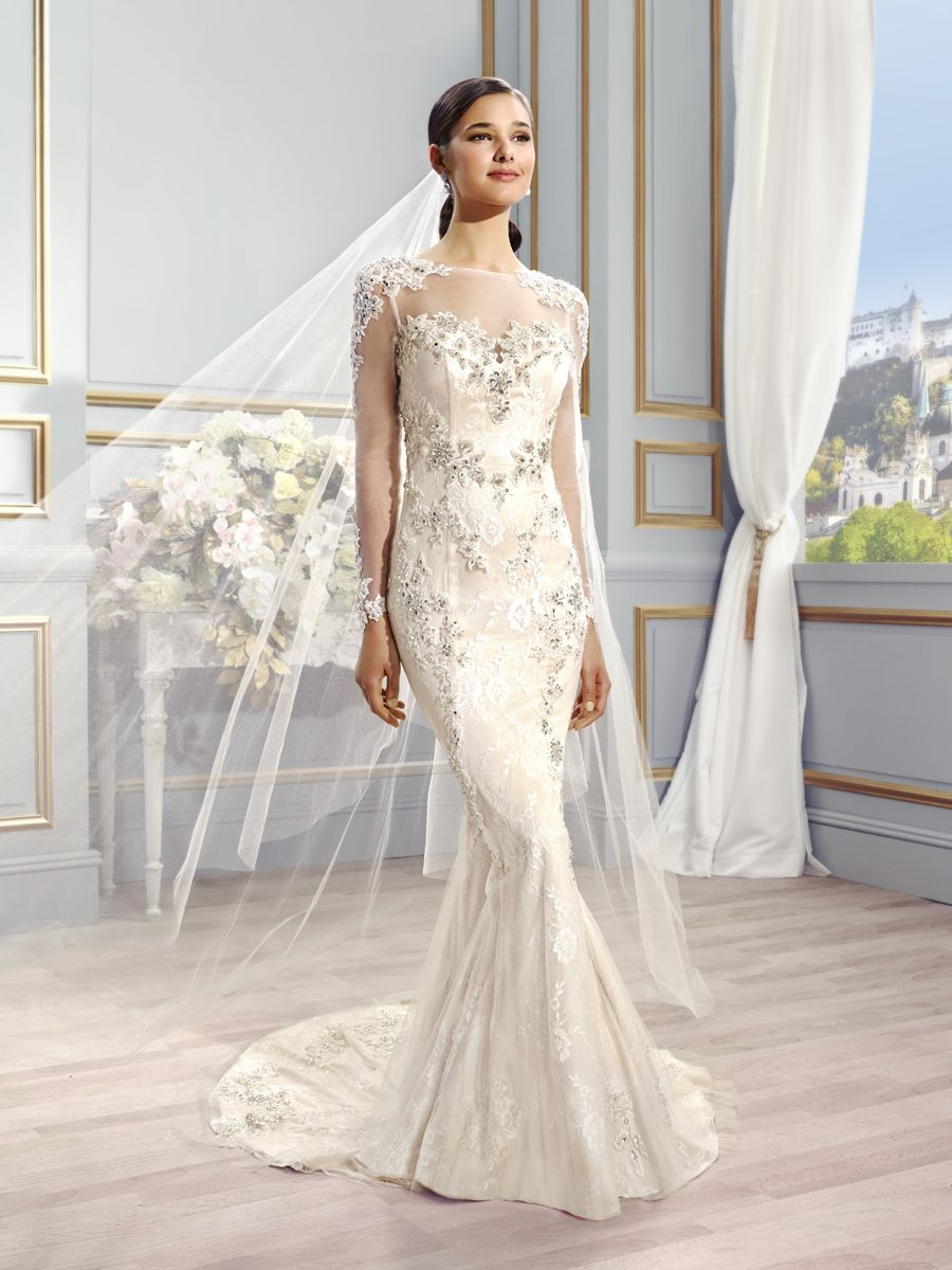 Val Stefani Style NIA, long sleeve wedding dresses, kim kardashian ...