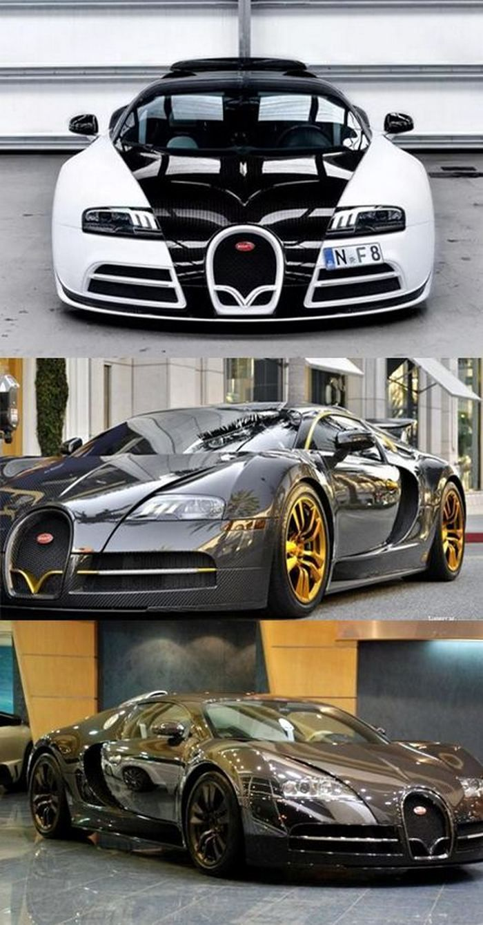 4 Awesome Bugatti By Mansory You Have To See Side By Side