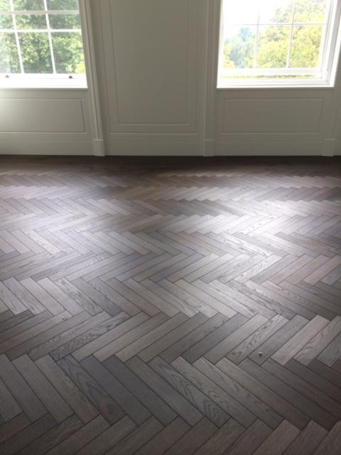 Dark Herringbone Wood Flooring Projects Pinterest Wood