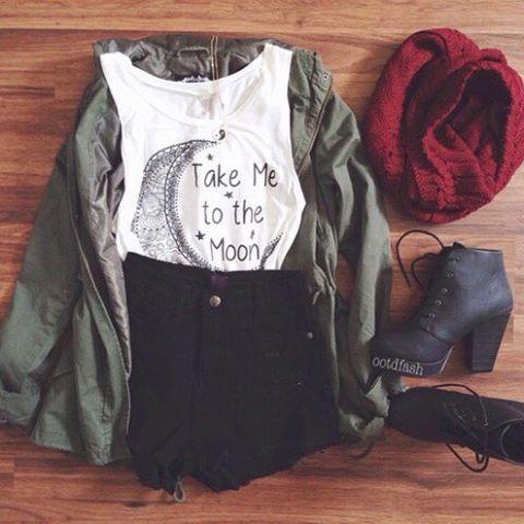 Wear??? Credit @ootdfash  #outerfashionlish
