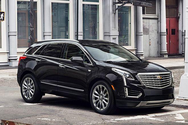 2017 Cadillac Xt5 Crossover Hiconsumption Drivin Pinterest