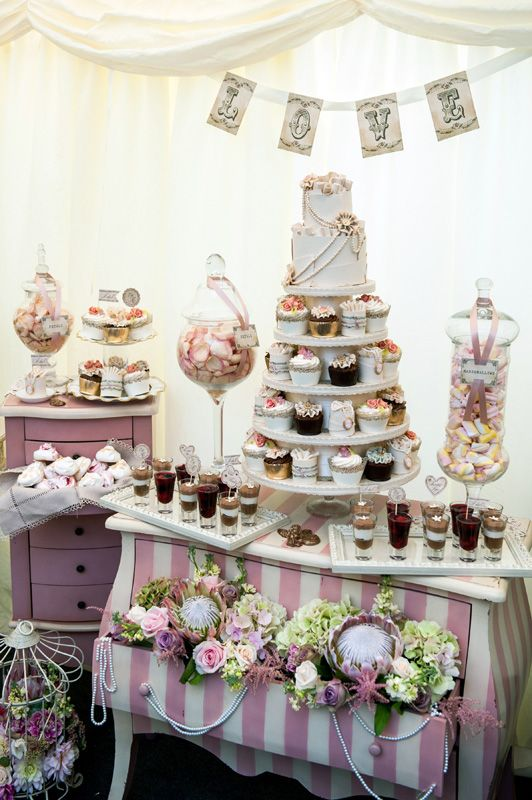 Real Wedding Feature Jade William Party Dessert Table Wedding Dessert Table Dessert Table Decor