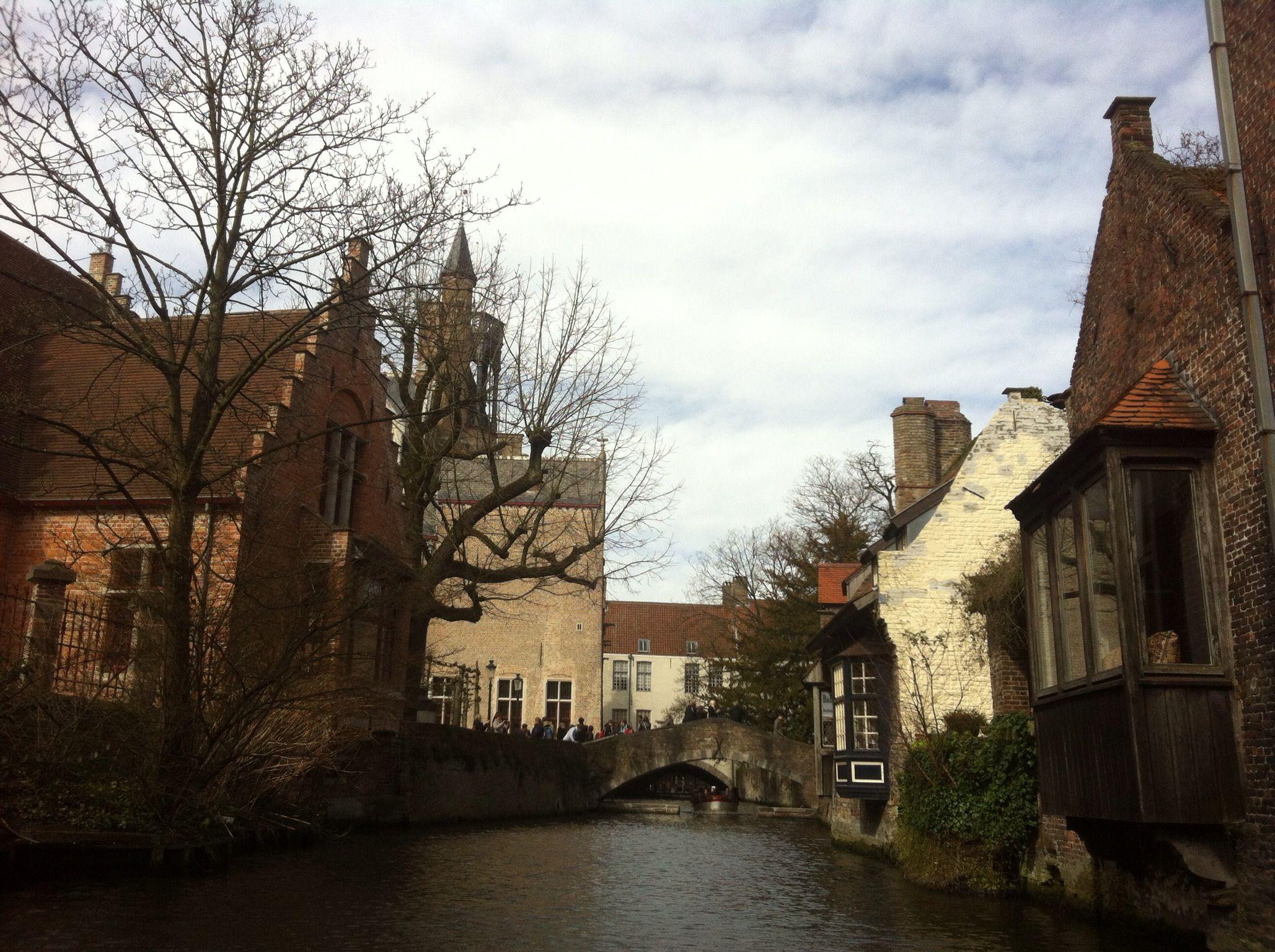 Brugge Belgium- Beautiful part of the world. Will definitely go back.