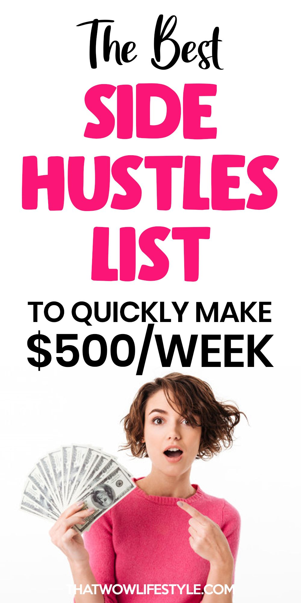Pin on Side Hustles At Home