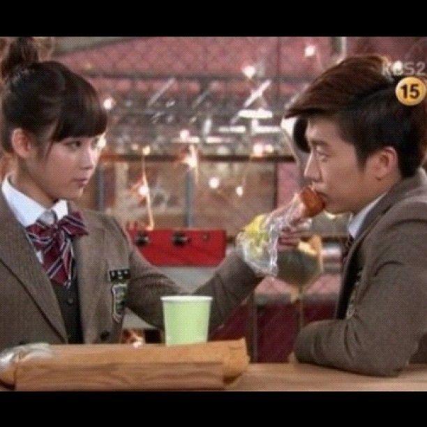 #2pm #wooyoung #iu #아이유 #dreamhigh #milkcouple - @1kpop- #webstagram
